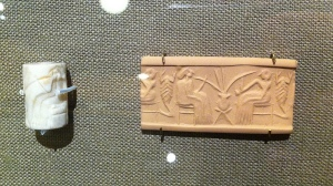 mesopotamian-cylinder-seal-flickr-user-lucas-livingston-ancientartpostcast-org