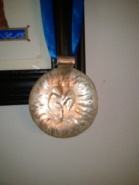 Somnier Cup Medalion