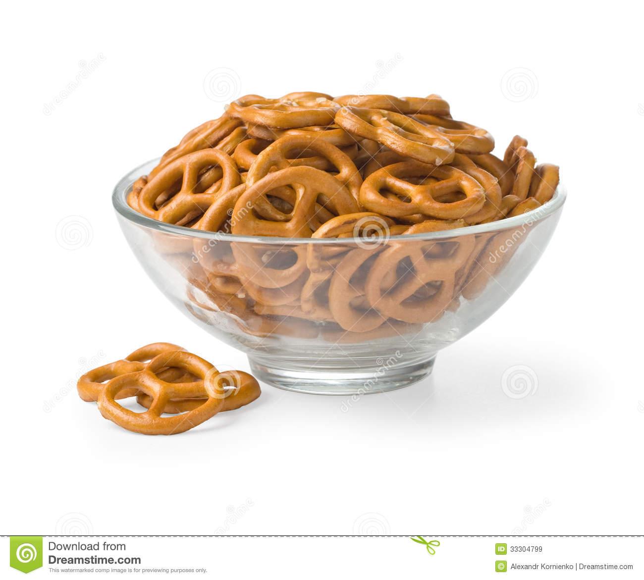 pretzel bowl