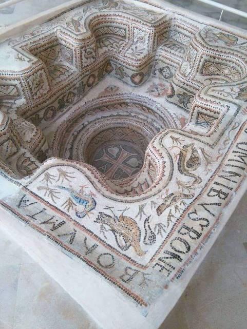 Roman_Baptismal_Font